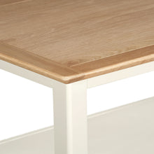 Eva Shaker Oak Coffee Table - HomePlus Furniture