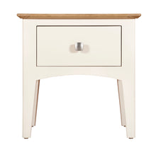 Eva Shaker Oak Large Lamp Table - HomePlus Furniture