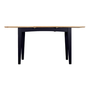 Eva Shaker Oak Extending Dining Table (2.0 m-2.5 m) - HomePlus Furniture