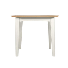 Eva Shaker Oak Extending Dining Table (1.2 m-1.65 m) - HomePlus Furniture