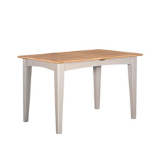 Eva Shaker Oak Extending Dining Table (1.2 m-1.65 m) - Eva Shaker Oak - HomePlus Furniture
