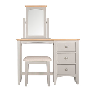 Eva Shaker Oak Dressing Table - Eva Shaker Oak - HomePlus Furniture