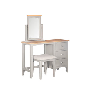 Eva Shaker Oak Dressing Table - HomePlus Furniture