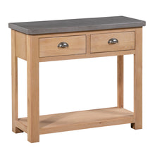 Cromer 2 Drawer Console Table - HomePlus Furniture