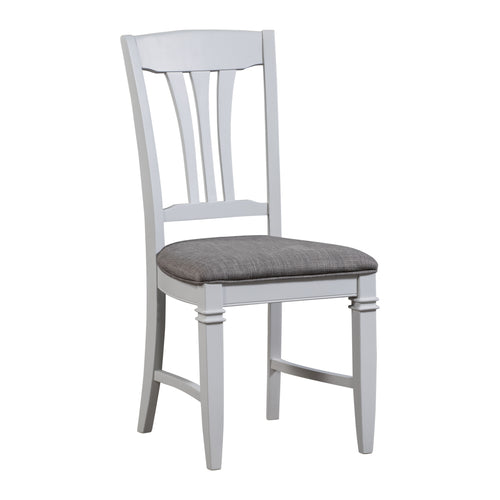 Georgia Grey Painted Oak Dining Chair