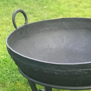 Iron Kadia Fire Pit Bowl | Medium