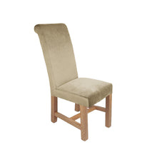 Kelvin Velvet Dining Chair | Gold - HomePlus Furniture