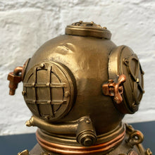 Steampunk Diving Helmet