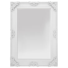 Beaumont Mirror | White - HomePlus Furniture