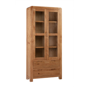 Milan Display Cabinet - HomePlus Furniture