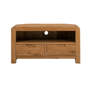 Milan Corner TV Unit - HomePlus Furniture