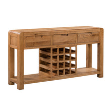 Milan Large Wine Cabinet - Milan - HomePlus Furniture