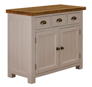 Cotswold 3 Drawer 2 Door Sideboard