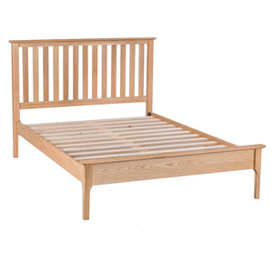 Newtown 4ft 6' Double Bed - HomePlus Furniture