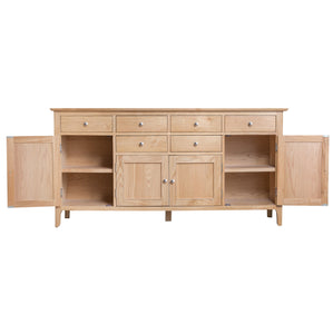 Newtown 4 Door Sideboard - Newtown - HomePlus Furniture