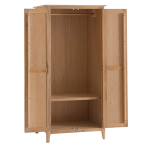 Newtown Full Hanging Wardrobe - HomePlus Furniture