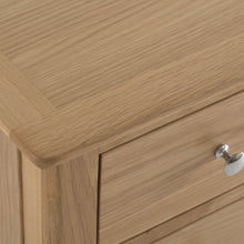 Newtown Large Bedside Table - HomePlus Furniture