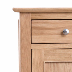 Newtown 4 Door Sideboard - HomePlus Furniture