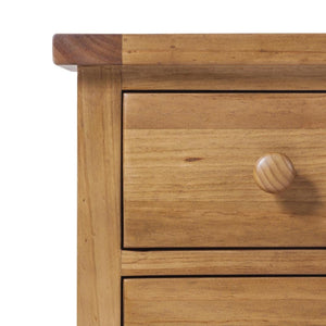Wellington Pine 3 Over 4 Chest Of Drawers