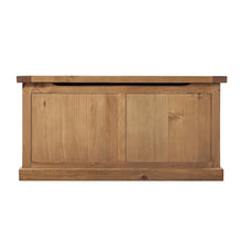 Wellington Pine Blanket Box - Wellington Pine - HomePlus Furniture