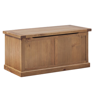 Wellington Pine Blanket Box
