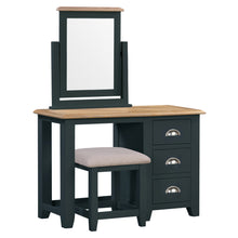 Oxford Painted Oak Dressing Table - HomePlus Furniture