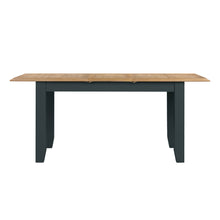 Oxford Painted Oak Medium Extending Dining Table (1.4 m- 1.8 m) - HomePlus Furniture