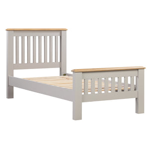 Oxford Painted Oak 3ft Single Bed - HomePlus Furniture