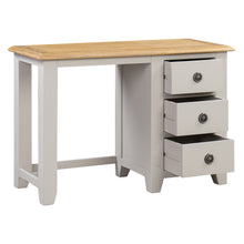 Oxford Painted Oak Office Desk - HomePlus Furniture