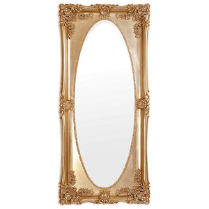 Park Avenue Mirror | Antique Gold - HomePlus Furniture