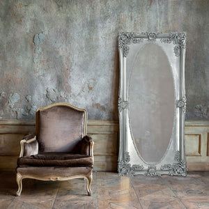 Park Avenue Mirror | Silver - HomePlus Furniture