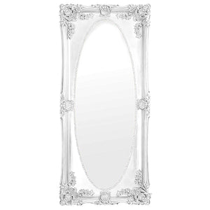 Park Avenue Mirror | White - HomePlus Furniture