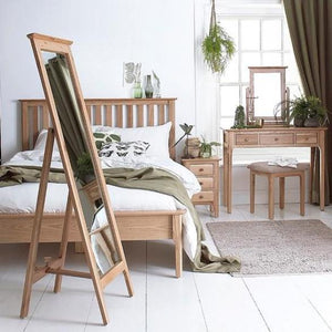 Newtown 4ft 6' Double Bed - Newtown - HomePlus Furniture