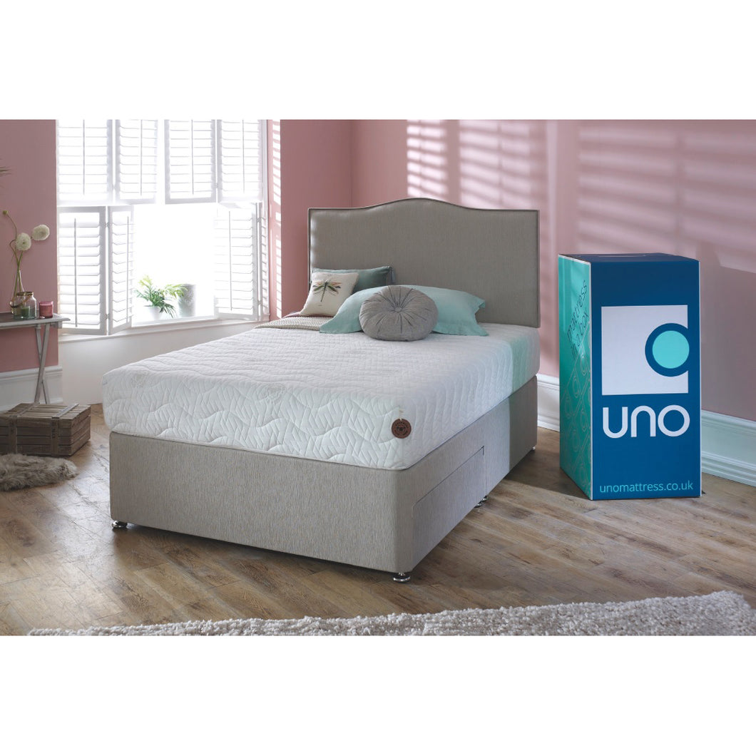 Breasley UNO Natural Affinity Halcyon 3000 Mattress - Breasley - HomePlus Furniture