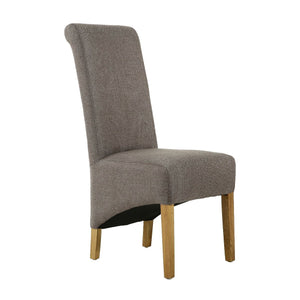 Trent Dining Chair | Grey - HomePlus Furniture