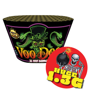 NEW - VooDoo Barrage - HomePlus Furniture
