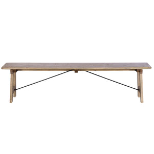 Valetta Small Bench - HomePlus Furniture