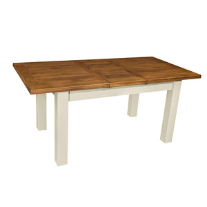 Cotswold Wimbourne Extending Dining Table (1.4 m-1.8 m) - Cotswold Pine - HomePlus Furniture