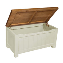 Cotswold Wimbourne Blanket Box - HomePlus Furniture