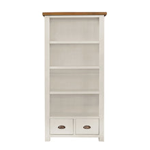 Cotswold Wimbourne Large Bookcase (1.8 m) - Cotswold Pine - HomePlus Furniture