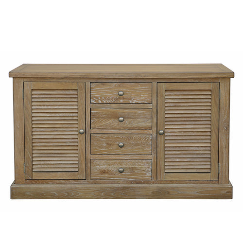 Lewes 2 Door 4 Drawer Sideboard
