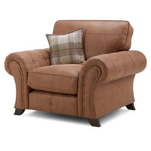 Oakland Arm Chair - Cedar Sofa