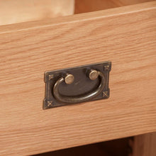 Canterbury Oak 2 Over 2 Chest