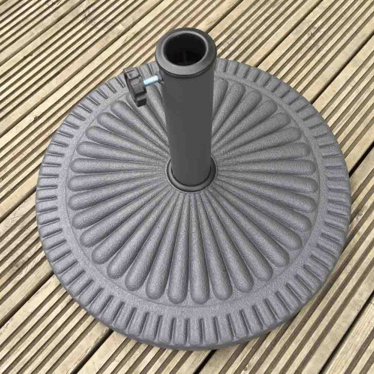 Heavy Duty Parasol Base - 14kg - HomePlus Furniture - HomePlus Furniture
