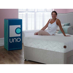 Breasley UNO Natural Affinity Halcyon 3000 Mattress