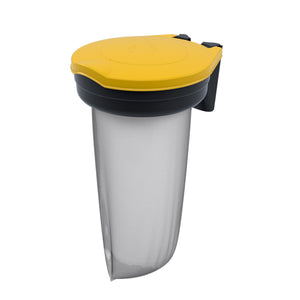 Yellow Skipper recycle bin