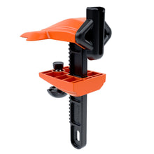 Skipper clamp holder/receiver