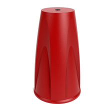 Red Skipper post & base cap