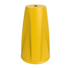 Yellow Skipper post & base cap