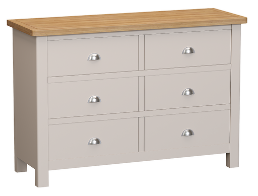 Rillington 6 Drawer Chest
